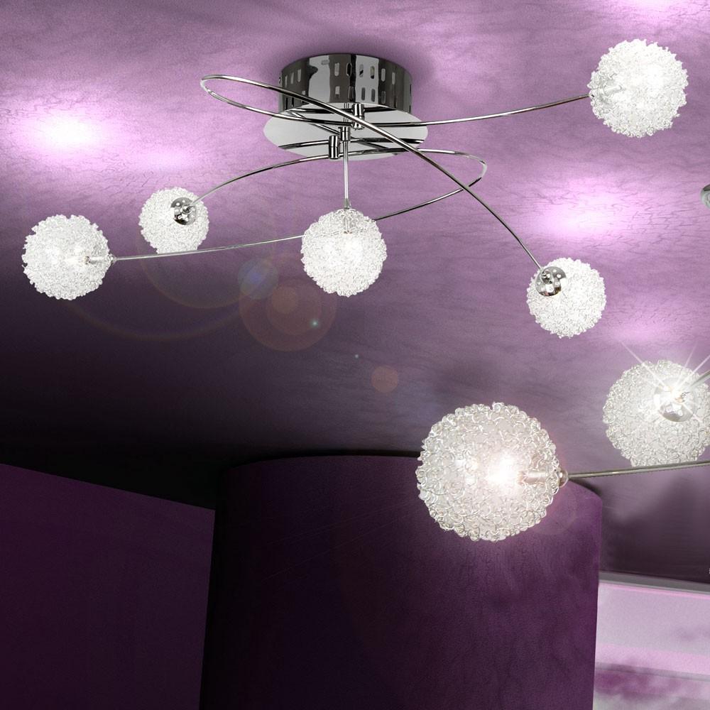 deckenleuchte deckenlampe beleuchtung lampe leuchte kugel. Black Bedroom Furniture Sets. Home Design Ideas
