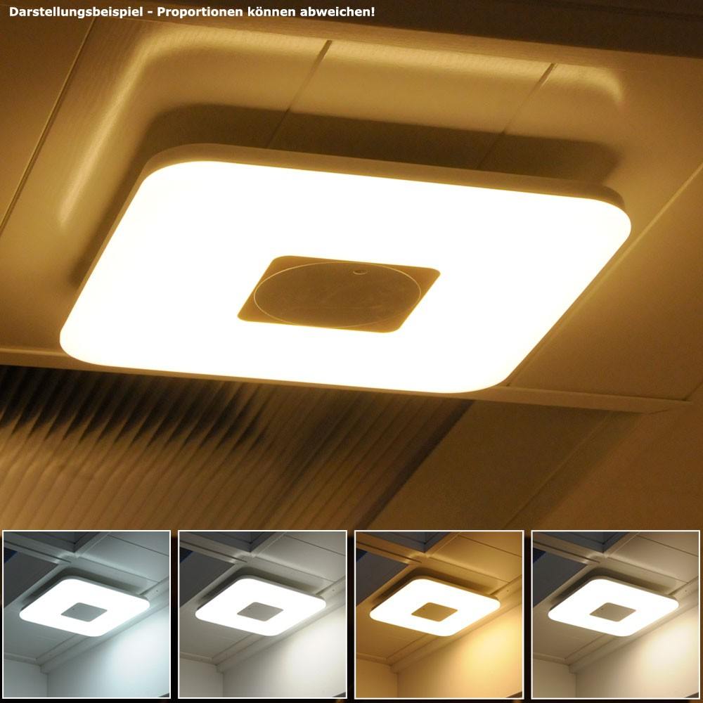15 watt led decken leuchte dimmbar beleuchtung fernbedienung globo felion 41328 lampen m bel. Black Bedroom Furniture Sets. Home Design Ideas