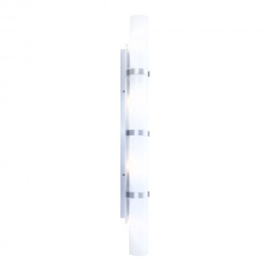 robuste wandlampe f r badezimmer k che aus alu glas tribute lampen m bel innenleuchten. Black Bedroom Furniture Sets. Home Design Ideas