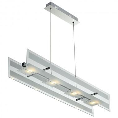 20w led pendelleuchte h ngelampe lampe leuchte k che. Black Bedroom Furniture Sets. Home Design Ideas