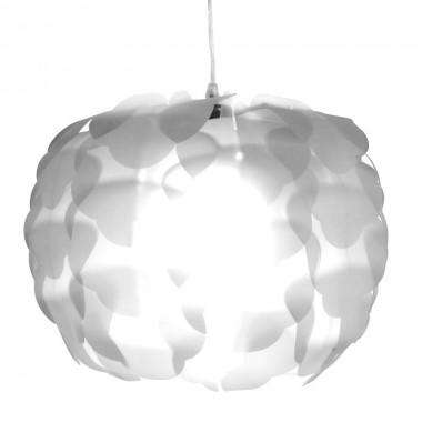 led 7 watt h ngeleuchte stahl wei beleuchtung pendellampe. Black Bedroom Furniture Sets. Home Design Ideas