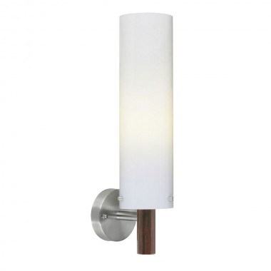 7w led au en wand lampe leuchte antik braun beleuchtung haust r hof eglo dodo lampen m bel. Black Bedroom Furniture Sets. Home Design Ideas