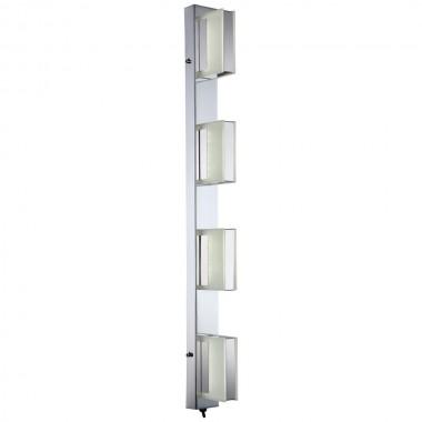 design led wandleuchte aus acryl mit schalter lampen m bel innenleuchten wandleuchten. Black Bedroom Furniture Sets. Home Design Ideas