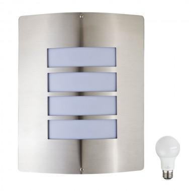 led wandleuchte f r den au enbereich lampen m bel. Black Bedroom Furniture Sets. Home Design Ideas